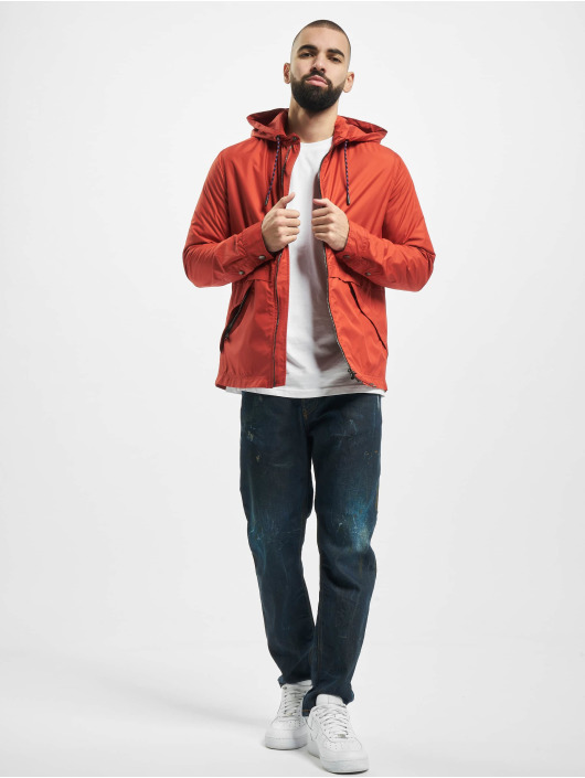 Diesel Lightweight Jacket Joalong Rain orange