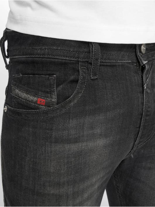 Diesel Slim Fit Jeans Thommer black
