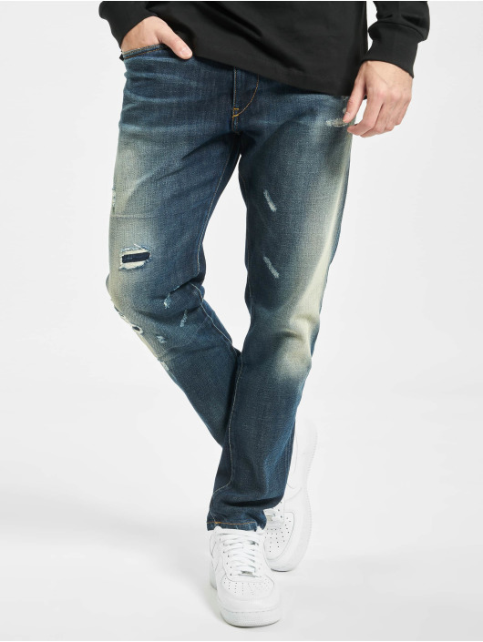 Diesel Slim Fit Jeans D-Strukt blue