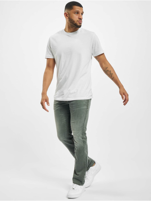 Diesel Straight Fit Jeans Akee gray