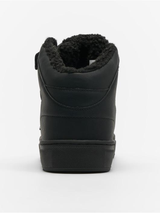 Djinns Sneakers 3.0 Fur P-Leather black