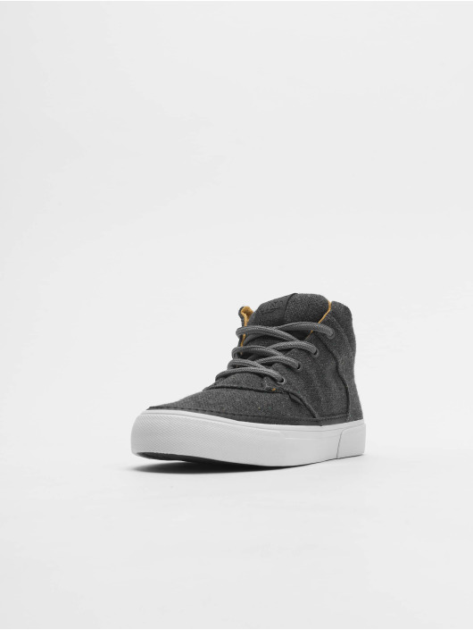 Djinns Sneakers Chunk Spotted Edge gray