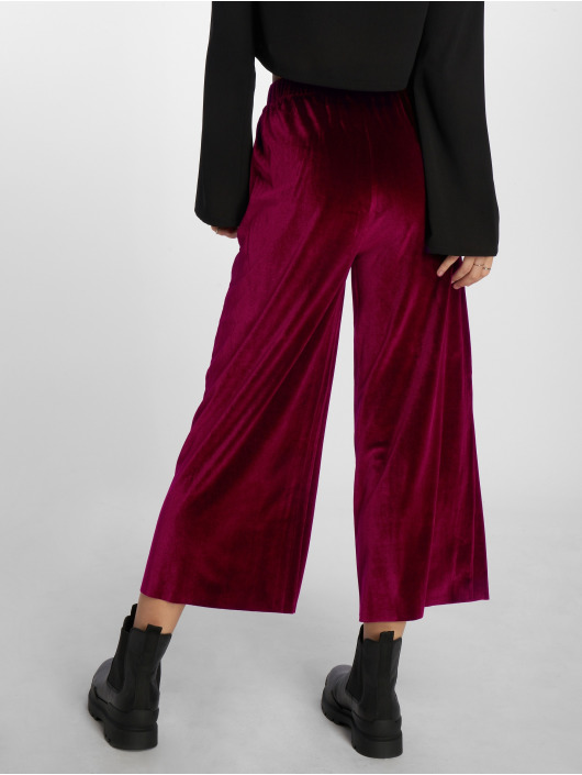 Dr. Denim Chino pants Abel Trousers red
