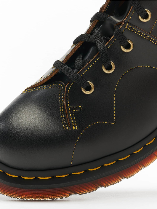 Dr. Martens Boots Church Smooth 6 Eye black