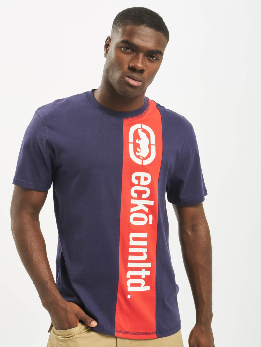 Ecko Unltd. T-Shirt Ruby blue
