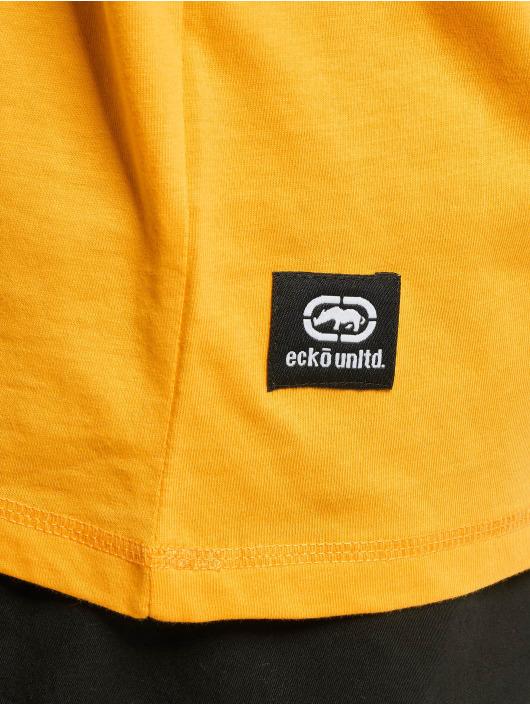 Ecko Unltd. Tank Tops Base yellow