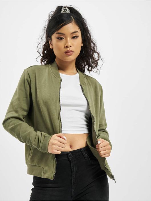 Eight2Nine Bomber jacket Valentina olive