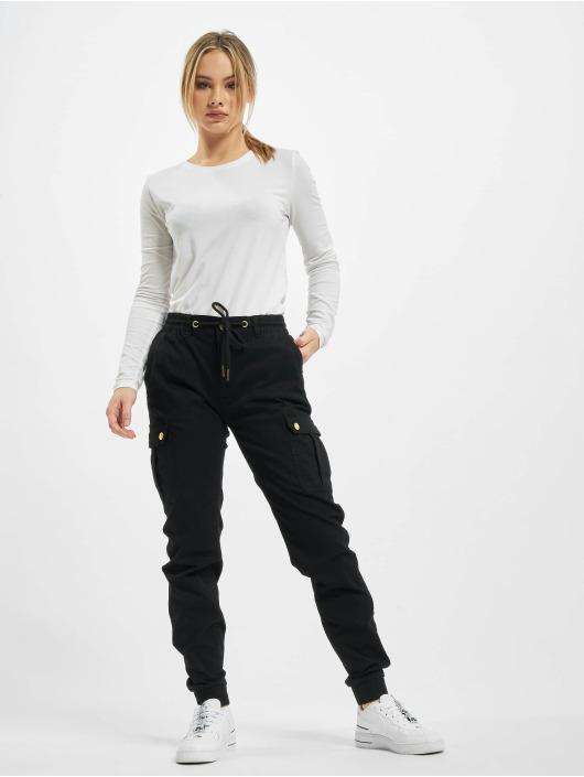 Eight2Nine Cargo pants Anna black