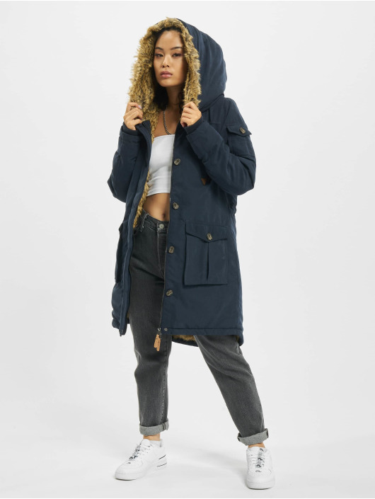 Eight2Nine Coats Mala blue