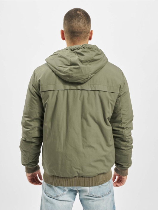 Eight2Nine Lightweight Jacket Nine olive