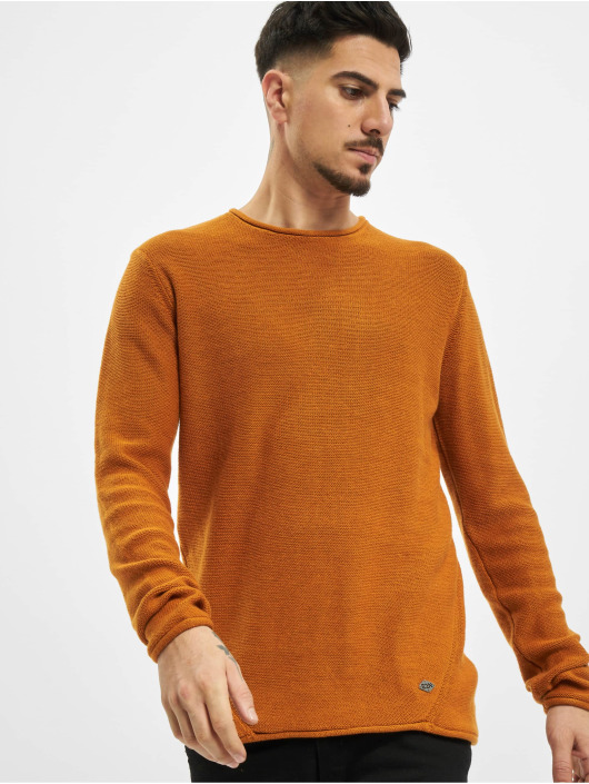 Eight2Nine Pullover Lino brown
