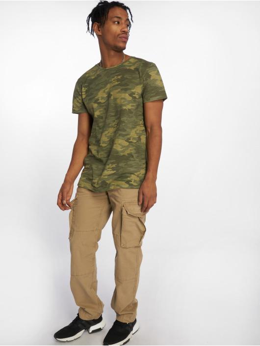 Eight2Nine T-Shirt Camo camouflage