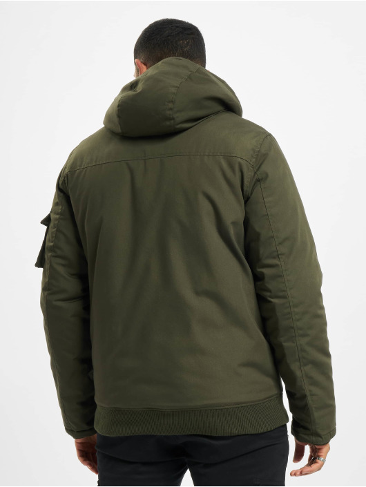 Eight2Nine Winter Jacket Bran green