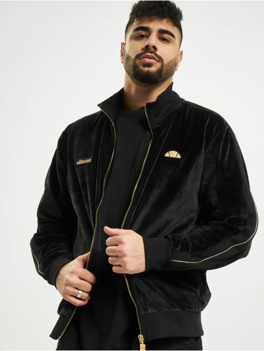 Ellesse Lightweight Jacket Vischio black