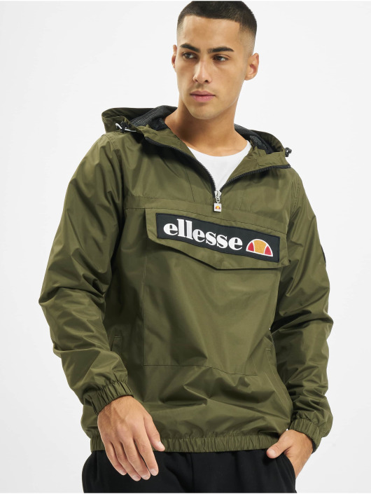 Ellesse Lightweight Jacket Mont 2 Oh khaki