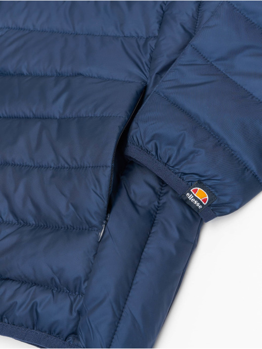 Ellesse Puffer Jacket Lombardy Padded blue