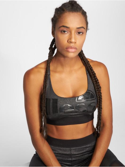 Ellesse Sports Bra Alloy black