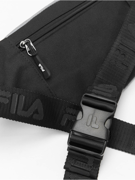 FILA Bag Urban Line Slim Reflective silver