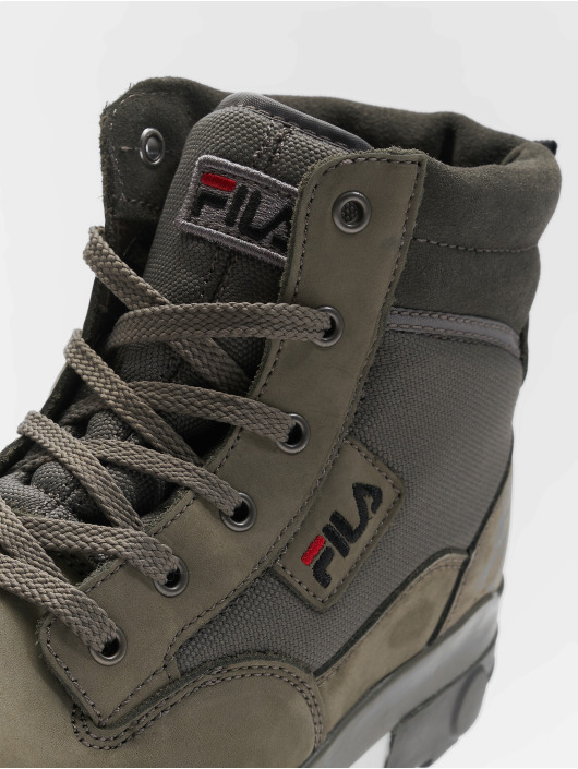 FILA Boots Heritage Grunge Mid gray