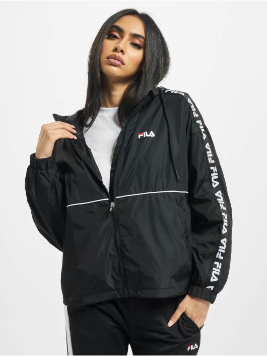 FILA Lightweight Jacket Bianco Tattum Wind black