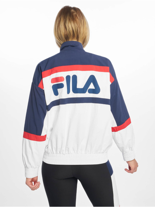 FILA Lightweight Jacket Urban Line Kaya blue