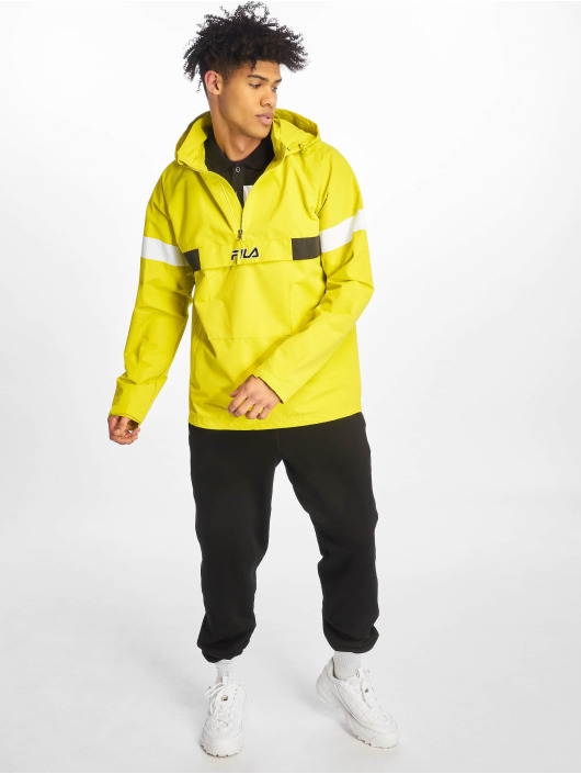 FILA Lightweight Jacket Timmothy Woven yellow