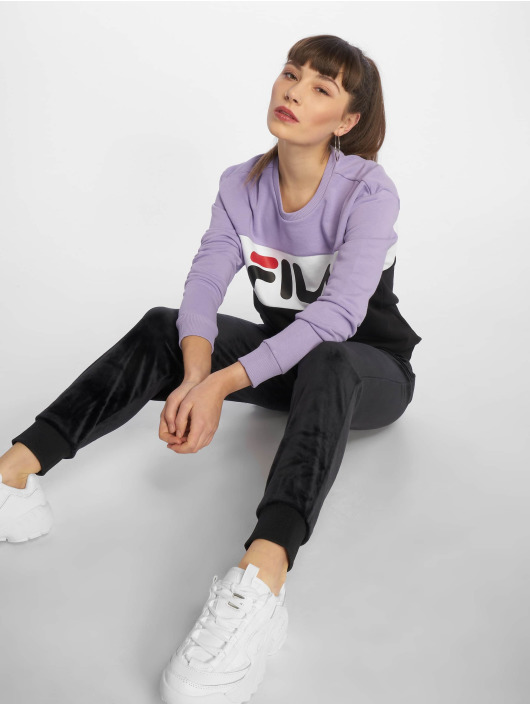 FILA Pullover Urban Line Leah purple