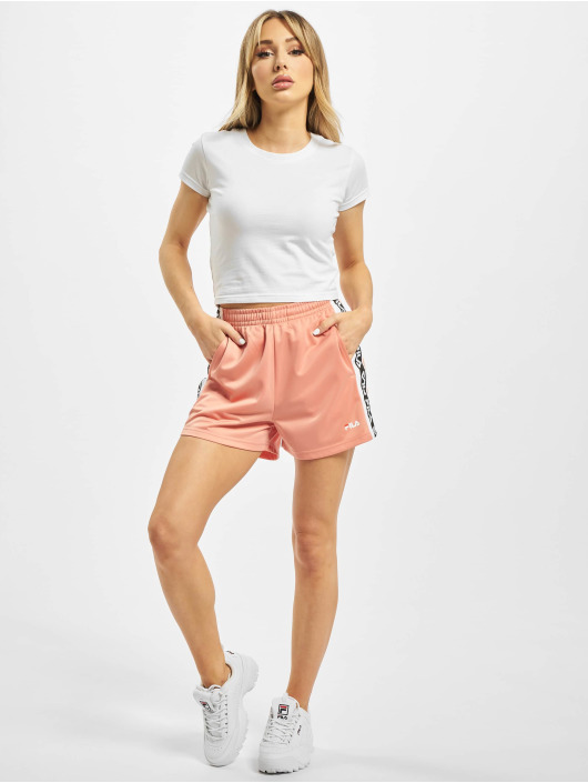 FILA Short Tarin High Waist rose