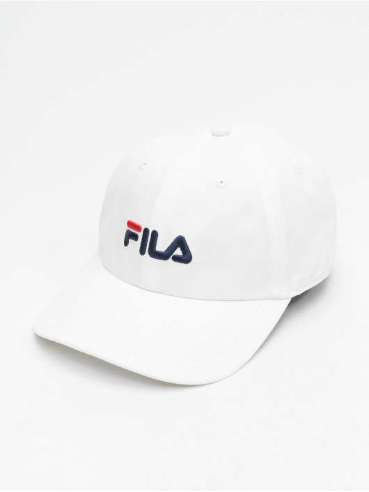 FILA Snapback Cap Urban Line 6 Panel white