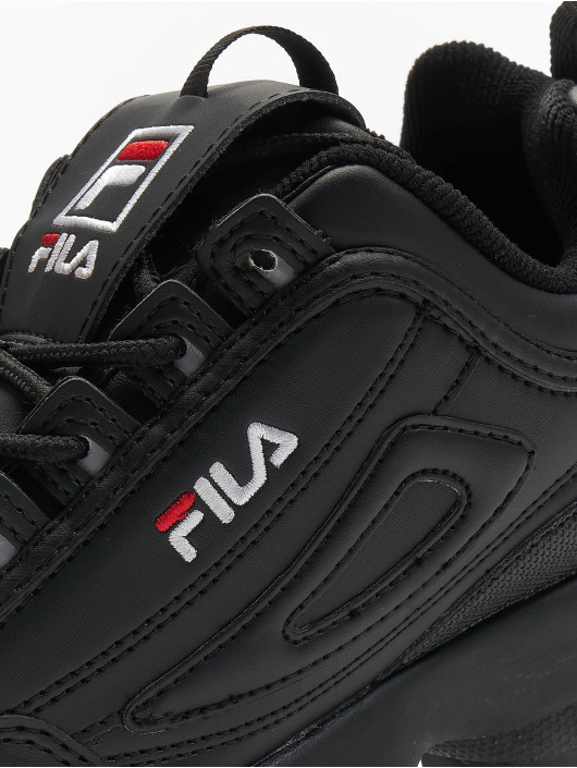 FILA Sneakers Heritage Disruptor Low black