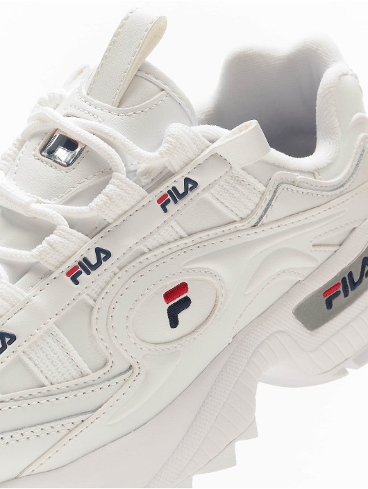 FILA Sneakers Heritage D-Formation white