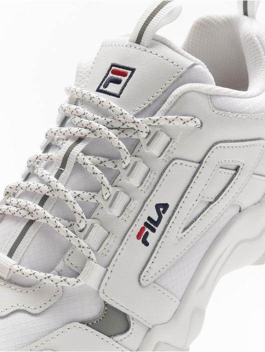 FILA Sneakers Heritage Trail WK white