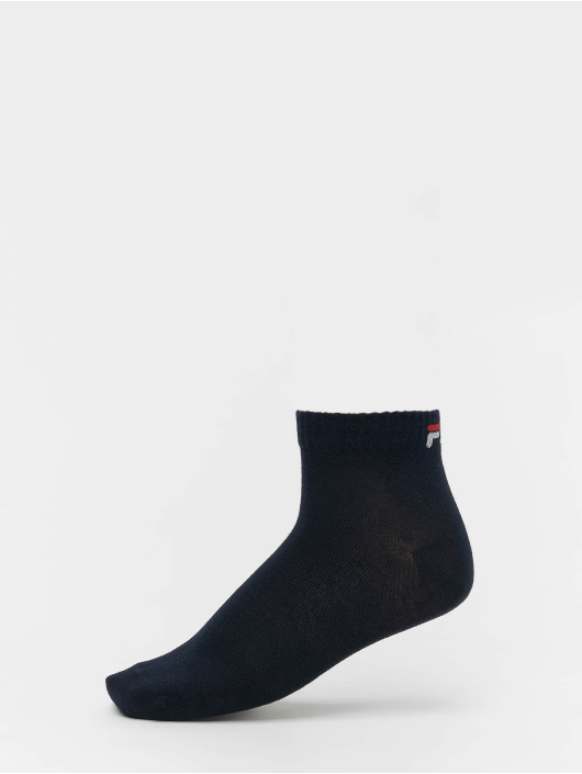 FILA Socks 3 Pack Sport blue