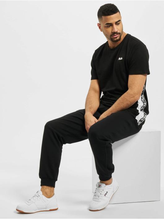 FILA T-Shirt Tobal black