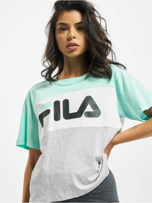 FILA T-Shirt Bianco Allison gray