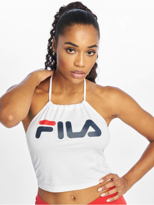 FILA Top Chiara white