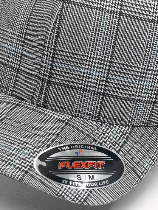 Flexfit Flexfitted Cap Glen Check black