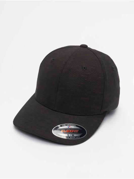 Flexfit Flexfitted Cap Natural Melange black