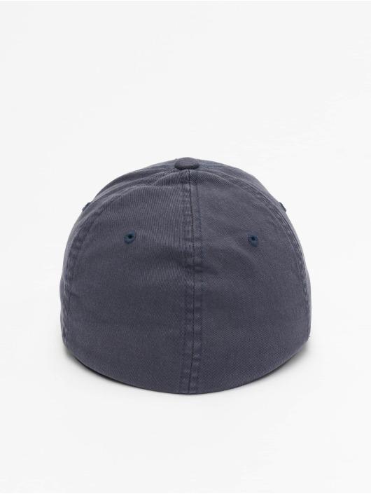 Flexfit Flexfitted Cap Garment Washed Cotton Dat blue