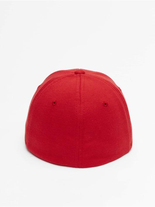 Flexfit Flexfitted Cap Double Jersey red