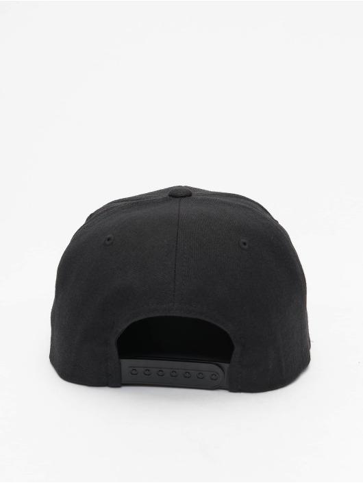 Flexfit Snapback Cap Camo Visor black