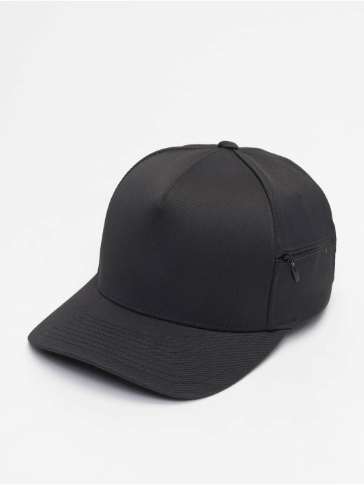 Flexfit Snapback Cap 110 Pocket black