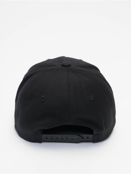 Flexfit Snapback Cap YP Classics 5-Panel Premium Curved Visor black