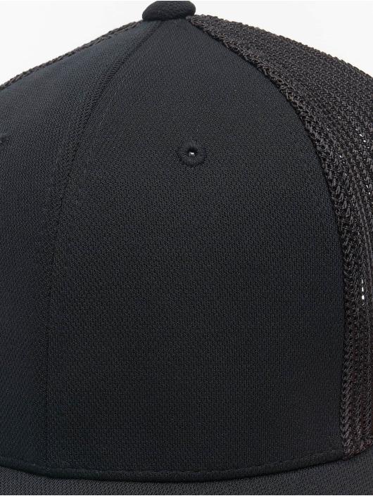 Flexfit Trucker Cap 110 Recycled Alpha Shape black