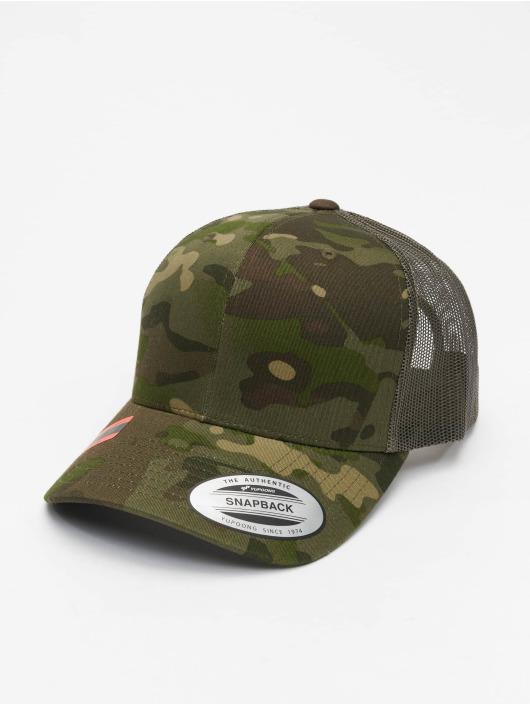 Flexfit Trucker Cap Retro Trucker Multicam® camouflage