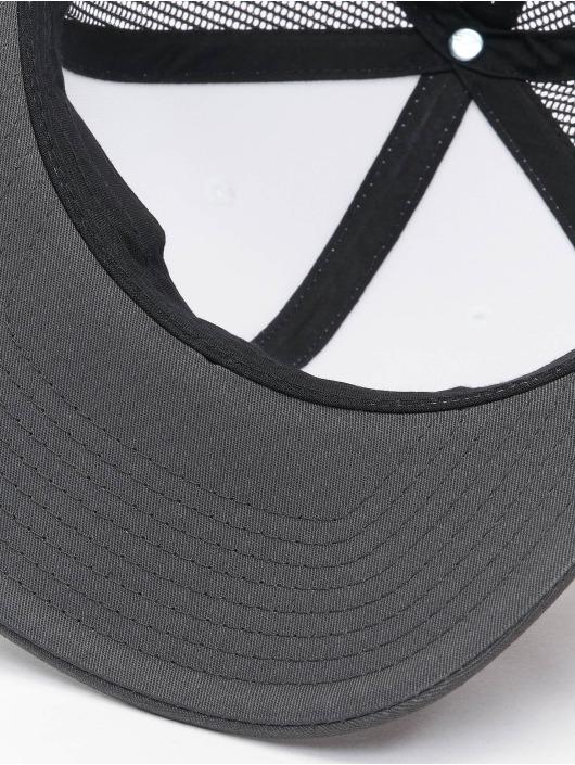 Flexfit Trucker Cap Retro Colored Front gray