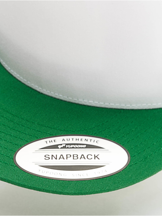 Flexfit Trucker Cap Classic green