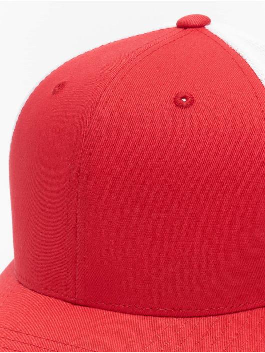 Flexfit Trucker Cap 110 Mesh 2-Tone red