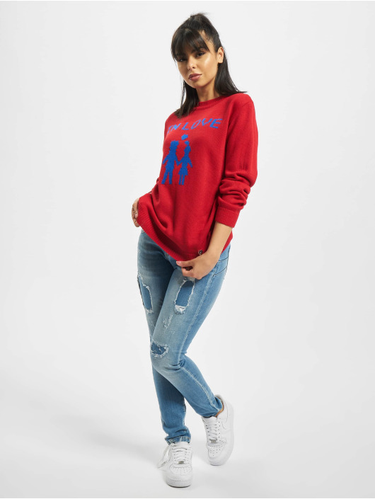 Fornarina Pullover RACHELE red