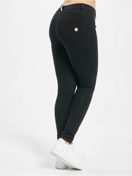 Freddy Skinny Jeans Pantalone Lungo black